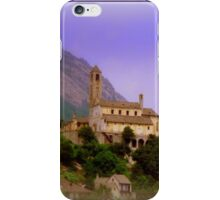Swiss View iPhone Case/Skin