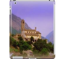 Swiss View iPad Case/Skin