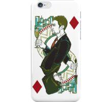 Green Arrow/Oliver Queen, King of Diamonds iPhone Case/Skin