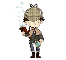 Sherlock, a child's view by Bantambb