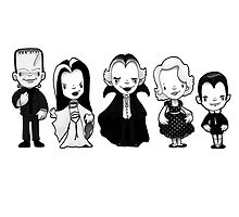 The Munsters by Bantambb