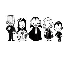 The Munsters Photographic Print