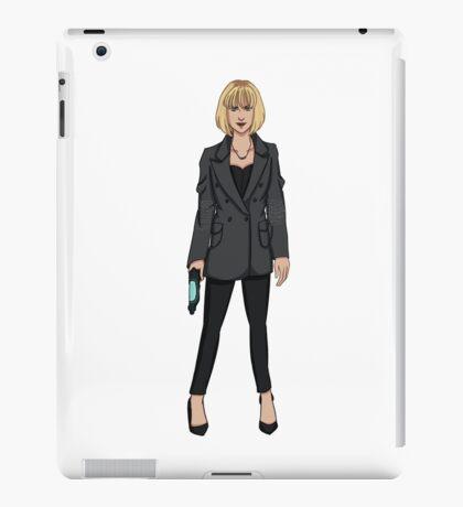 CLASS - Miss Quill iPad Case/Skin