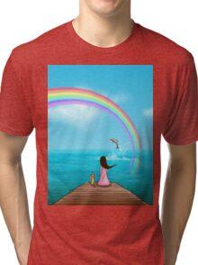Beautiful Day Tri-blend T-Shirt