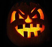 My Halloween Jack 'O Lantern-2014 by heatherfriedman