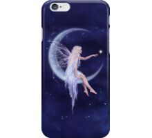 Birth of a Star Moon Fairy iPhone Case/Skin