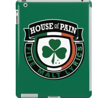 House of Pain Irish iPad Case/Skin