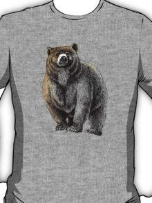 The Great Bear - A fierce protector T-Shirt