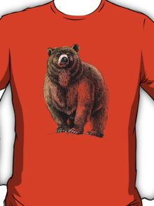 The Great Bear - A fierce protector T-Shirt