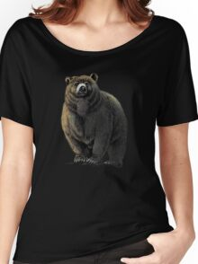 The Great Bear - A fierce protector Women's Relaxed Fit T-Shirt