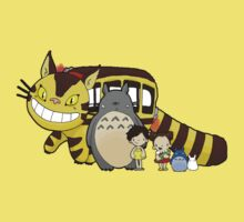 Totoro, to-to-ro Kids Clothes