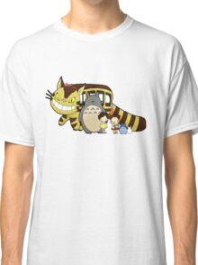 Totoro, to-to-ro Classic T-Shirt