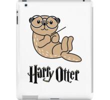 Funny Harry Otter iPad Case/Skin