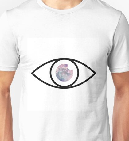 The Eye of the Pisces Unisex T-Shirt