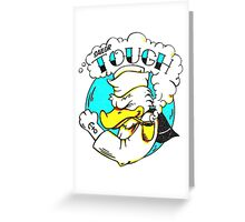 Sailor Tough Greeting Card
