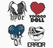 VIXX Mini Sticker Set by zyguarde