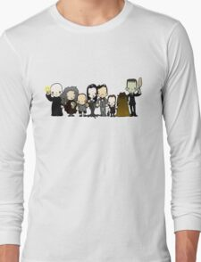 They're creepy and they're kooky Long Sleeve T-Shirt