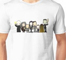 They're creepy and they're kooky Unisex T-Shirt