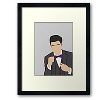 How to Succeed on Broadway Framed Print