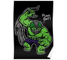 Puny Bat! Poster