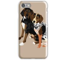 Marlowe and Gracie iPhone Case/Skin