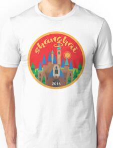 Shanghai Unisex T-Shirt