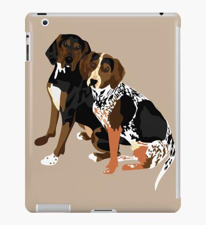 Marlowe and Gracie iPad Case/Skin