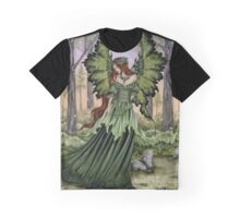 Lady of the Forest Graphic T-Shirt