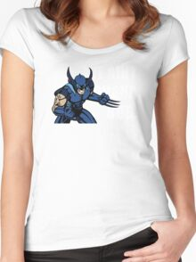 Weapon X-626 Women's Fitted Scoop T-Shirt