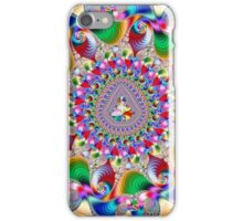 Mini-Mandy at the End of the Rainbow iPhone Case/Skin