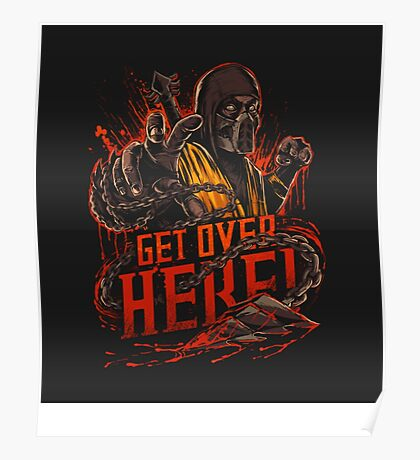 Get Over Here! Poster