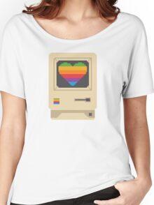 Mac Love Women's Relaxed Fit T-Shirt