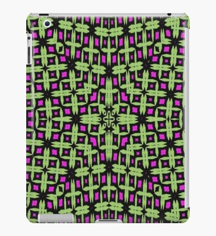Abstract multicolored nice pattern iPad Case/Skin