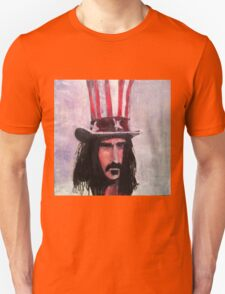 Frank Zappa (Top Hat) T-Shirt