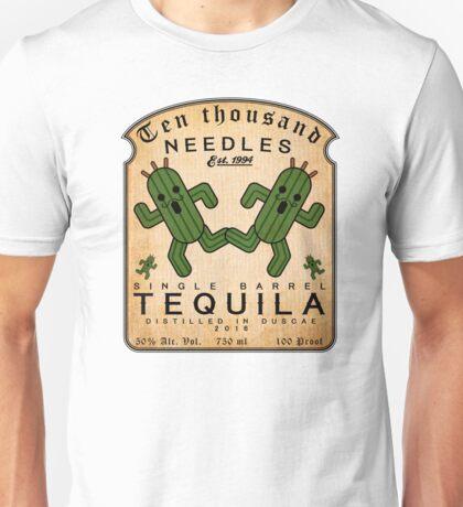 Ten thousand Needles Tequila Unisex T-Shirt