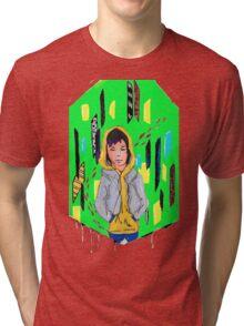 Total Zen Mode Tri-blend T-Shirt