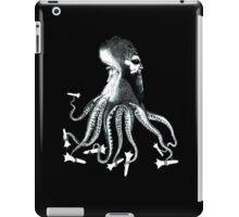 grip of eight iPad Case/Skin