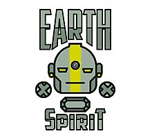 Earth Spirit Dota 2 VALVE SHIRT Photographic Print