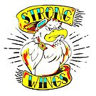 Strong Wings by BKLOUNGE