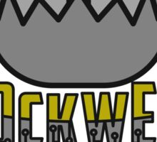 Clockwerk Rattletrap Dota 2 VALVE SHIRT Sticker