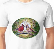 Cardinals Chat  Unisex T-Shirt