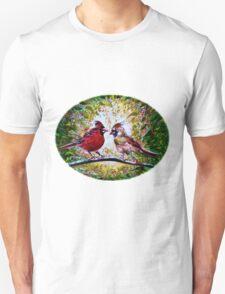 Cardinals Chat  T-Shirt