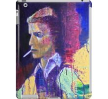 David Bowie 1976 iPad Case/Skin
