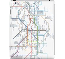 London subway iPad Case/Skin