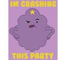 Adventure Time - Lumpy Space Princess Photographic Print