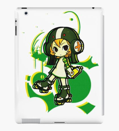 Jet-Set-Chibi iPad Case/Skin