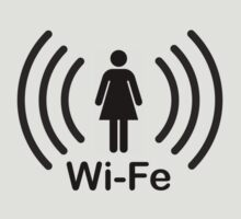 Wife - another Wi-Fi parody by Brother Adam