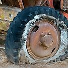 I Need New Tyres by DavidsArt