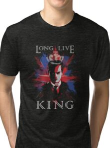 Long Live the King Tri-blend T-Shirt