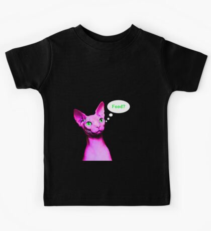 Naked Astro Cat - 11 Kids Tee